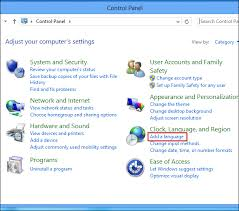 mode bureau windows 8 how to change the system language in windows 8