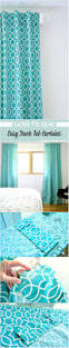 Open Those Curtains Wide Diy Back Tab Curtain Tutorial Dans Le Lakehouse