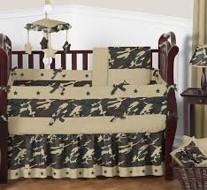 Camouflage Crib Bedding Sets Camo Crib Bedding Collection