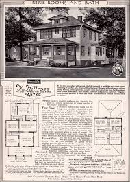 sears house plans 1923 sears modern home kit house hillrose foursquare country house