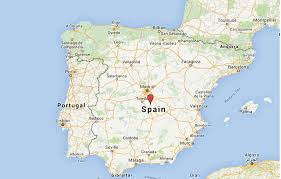 Benidorm Spain Map by Exceptional Baroque Palace Xviii Century In Toledo Moulin