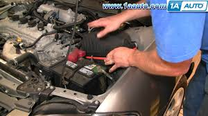 nissan sentra aftermarket parts how to install replace engine air filter nissan sentra 02 06