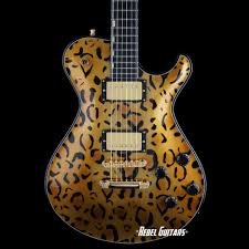 Do You Like This Color by Knaggs Ssc Steve Steven T2 Lepord Guitar 6 235 Dollars The