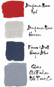 blog post with great red white u0026 blue decor inspiration for the