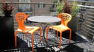 Small Patio Furniture by Small Balcony Furniture Ideas Youtube