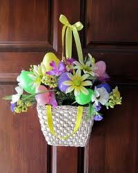 Easter Decorations For Door by 283 Best Easter Door Porch Outdoor Ideas Images On Pinterest