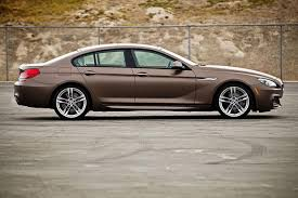 bmw gran coupe 2017 bmw 6 series gran coupe car review autotrader