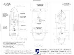 specifications and drawings of marine science and ocean