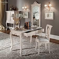 Solid Wood Desk Solid Wood Desk Classic Casanova Modenese Gastone Luxury