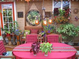 Mexican Decorations For Home Captivating Mexican Patio Decor For Your Home Design Ideas With