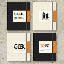Quirky Desk Accessories by Personalised Gift Notebook By Quirky Gift Library