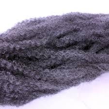 grey kinky twist hair afro kinky twist hair crochet braids twists braiding hair extension