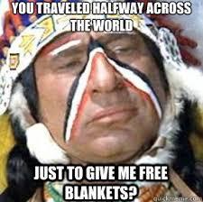Native American Memes - skeptical native american memes quickmeme