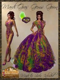 mardi gras formal attire second marketplace goddess gems mardi gras gown