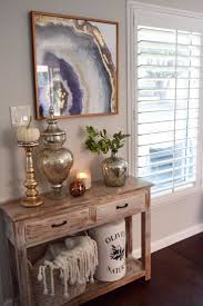 entry decor entry consoleable decorating ideas decor forableconsole