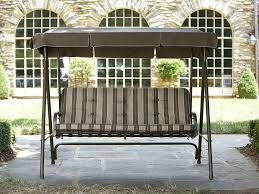 Swing Chair Patio Patio 35 Patio Swing Chair Patio Swing Seat Covers Image Of