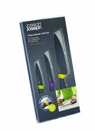 joseph joseph 4 25 inch elevate serrated knife multi colour