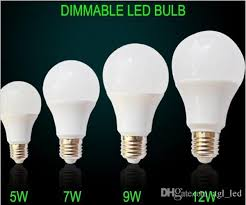 best dimmable e27 led bulb super bright warm pure white energy