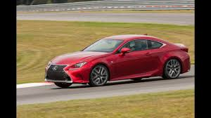 lexus turbo coupe real world test drive 2017 lexus rc 300 awd coupe youtube