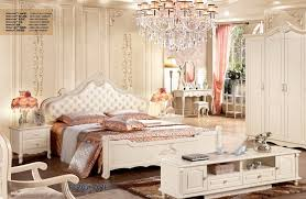 White Solid Wood Bedroom Furniture by Online Get Cheap Wooden Bedroom Sets Aliexpress Com Alibaba Group