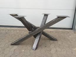 Esszimmertisch Untergestell Design Holztisch Esstisch Nolan Klicken Sie Auf Das Gro E Bild Um