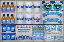 smurf decorations ebay