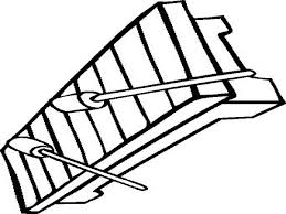 coloring pages various free downloads xylophone coloring page