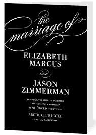 exles of wedding program what should the ceremony program include