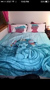 Little Mermaid Comforter Bedding On The Hunt
