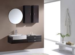 how to install bathroom cabinet modern floating bathroom vanity brunotaddei design installing