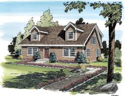 cape cod design house house plan 34077 at familyhomeplans com