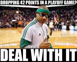 Celtics Memes - rt nbamemes isaiah thomas has a message for celtics haters http