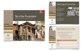 powerpoint flyer template hotel flyer designs classical hotel