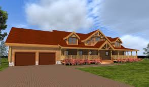 log home plans with pictures log home plans with wrap around porch google search home ideas