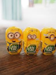 minion tic tacs where to buy spotted on shelves limited edition tic tac minions the
