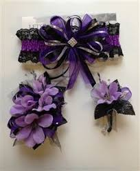 Corsages And Boutonnieres For Prom Orchid Corsage And Boutonniere My Dream Wedding Pinterest