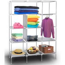 portable closet storage organizer clothes 69
