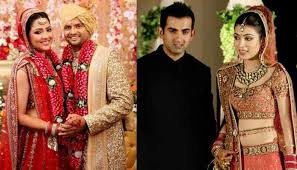 arranged wedding 6 cricketers who chose to an arranged marriage and are