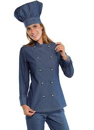vetement de cuisine femme veste de cuisine en pour femme vêtements de cuisine