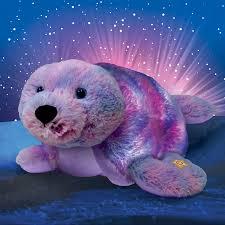 light up ladybug pillow pet 16 inch plush seal glow pet kmart gifts for fam friends pinterest
