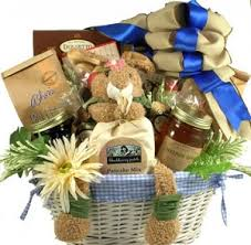 gift basket gourmet breakfast