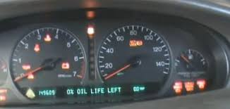 Reset Service Engine Soon Light Reset Oil Service Light Cadillac Deville U2013 Reset Service Light
