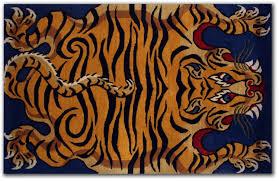 Azari Rugs Tibetan Tiger Rug Roselawnlutheran