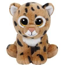 ty beanie boo 8 freckles leopard beanies boo soft toy plush