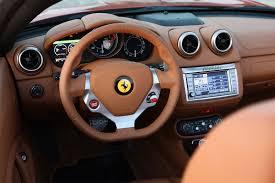 Ferrari California Convertible - 2011 ferrari california photo 15 17 cardotcom com