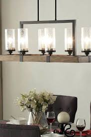 dining room table chandelier height light fixture lighting over