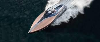 lexus international trade hk ltd lexus reveals sports yacht concept