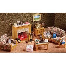Sylvanian Families Country Living Room  The Toy Shop The - Sylvanian families living room set