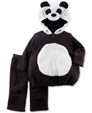 Infant Boy Halloween Costumes 6 9 Months Baby Panda Costume Ebay