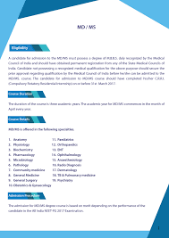 Masters Degree In Anatomy And Physiology Saveetha Medical College Admissions Guidelines